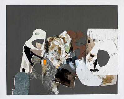 Jean-Francois Provost, 'Collage 4', 2013