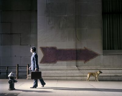 Joel Meyerowitz, 'New York City', 1980