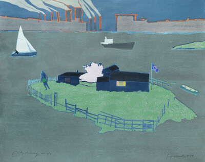 Tom Hammick, 'Early Morning ', 2018
