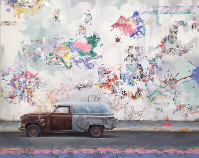 Moisés Jácome, 'El Muro', 2018