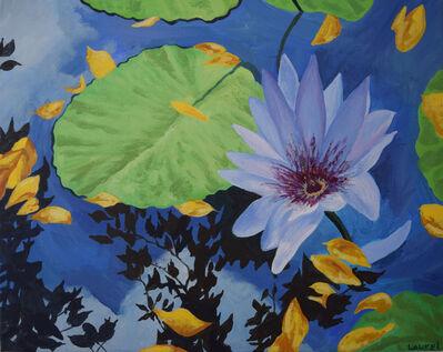 Laurel Burns, 'Water Lilies of Central Park', 2019