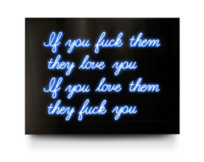 David Drebin, 'If You Fuck Them', 2013