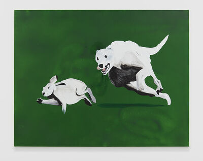 Calvin Marcus, 'Dog and Rabbit', 2019