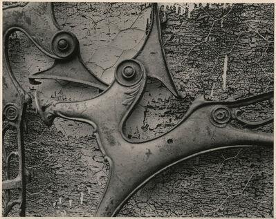 Brett Weston, 'School Desk Supports', 1952