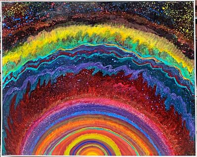Thelma Appel, 'Gravity's Rainbow', 2010