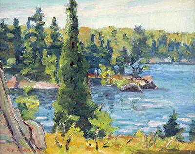 Bernice Fenwick Martin, 'Prospect Lake Muskoka'