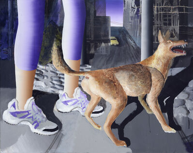 Julius Hofmann, 'Pollo', 2020