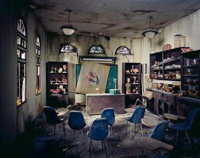 Lori Nix and Kathleen Gerber, 'Anatomy Classroom', 2000-2010