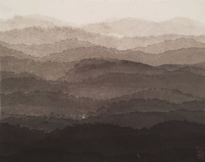 Minjung Kim, 'Grey Mountain', 2007