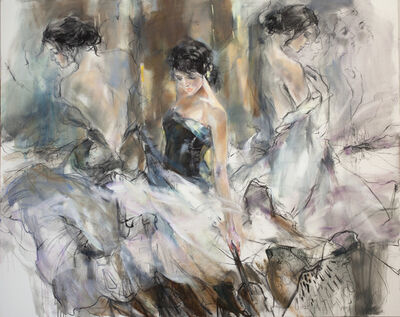 Anna Razumovskaya, 'Perpetual Music', 2016