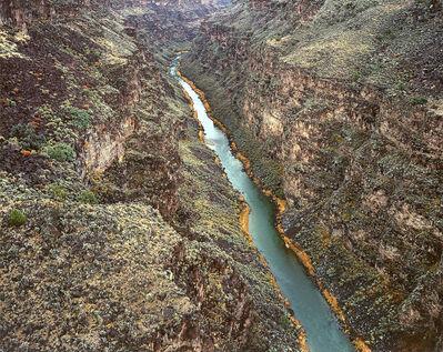 Christopher Burkett, 'Canyon of the Rio Grande, New Mexico', 1994