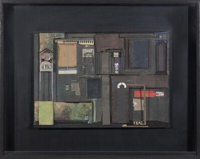 Addie Herder, 'Green Diamond Warehouse', 1981