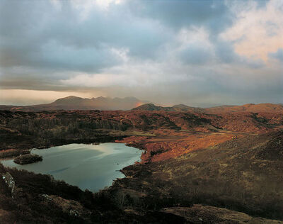 Harry Cory Wright, 'Loch Druim Suardalain and Quinag', 2006
