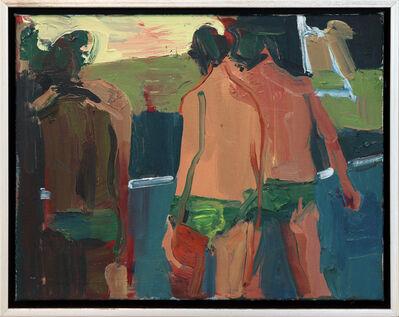 Jennifer Pochinski, 'Swimmers Walking', 2015