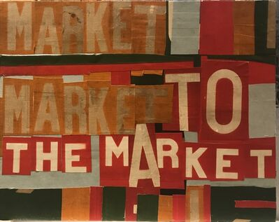 Marcus Kenney, 'To Market To Market', 2018