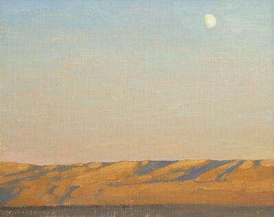 David Grossmann, 'Fleeting Light Over the Bluffs', 2020