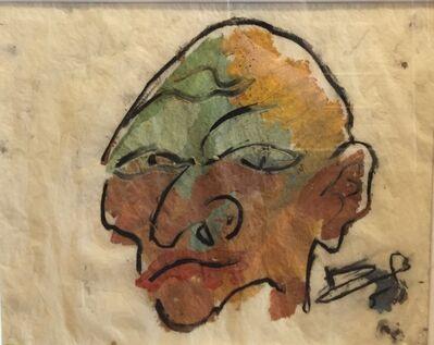 David Banegas, 'Masquerade III', 2003