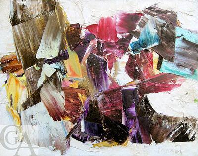 Marcelle Ferron, 'Composition', 1961