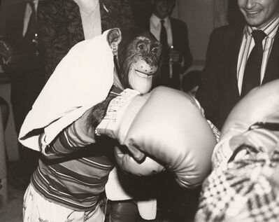 Andy Warhol, 'Chimpanzee', ca. 1985