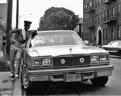 Jamel Shabazz, 'The Player', ca. 1980