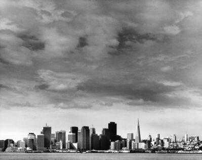 William W. Fuller, 'Skyline, San Francisco, California', 1991
