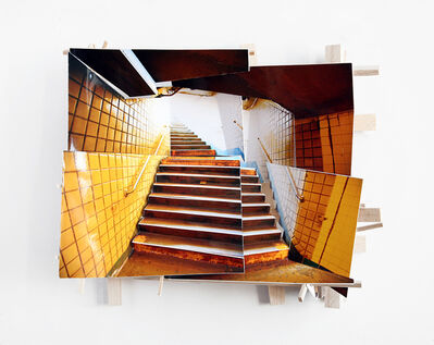 Isidro Blasco, 'Underground Passages', 2016