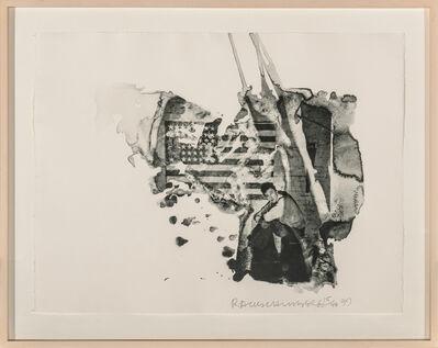 Robert Rauschenberg, 'JAP (Ruminations Series) ', 1999