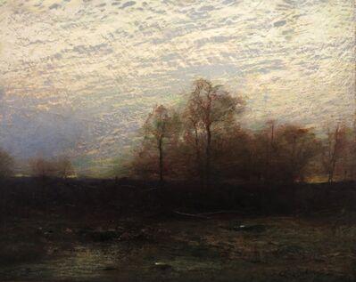 Charles Melville Dewey, 'Twilit Clouds', 1910