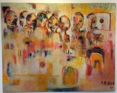 Casimir Bationo, 'C'est Complique (It's Complicated)', 2018