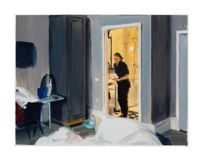 Caroline Walker, 'Study for Bathroom, Stanley Room', 2018