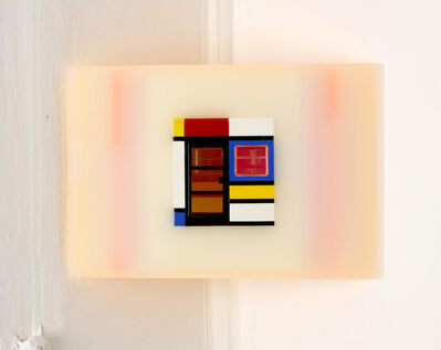 Jaye Moon, 'Mondrian's corner Ⅳ', 2012