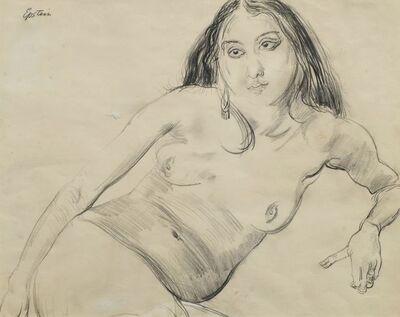 Jacob Epstein, 'Sunita', 1928
