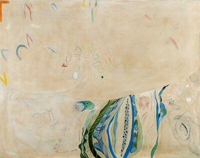 Gastone Novelli, 'Vegetazione sotterranea', 1965