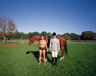 Cang Xin 苍鑫, 'Horse Rider', 2006