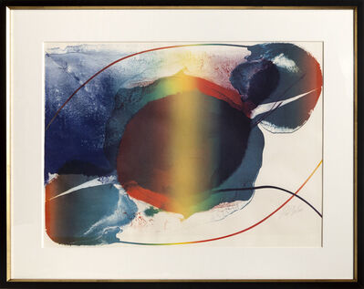 Paul Jenkins, 'Phenomena Open Light', 1973
