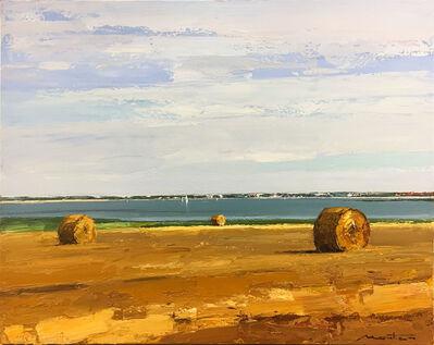 Gerard Mortier, 'Moisson en Baie de Somme', 2019