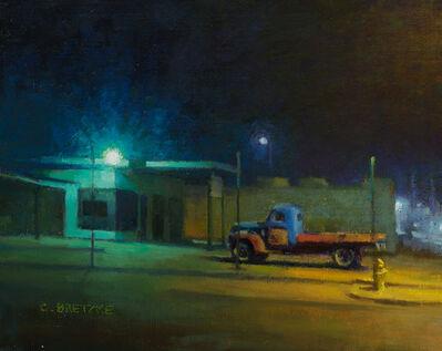 Carl Bretzke, 'Flatbed Nocturne', 2017