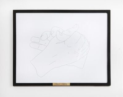 Thomas Kuijpers, 'From the series Gesture / Obama-Chavez', 2014