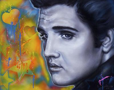 Marc Lipp, 'Elvis'