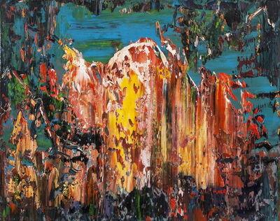 Yin Zhaoyang 尹朝阳, 'Mountain No.2  ', 2015