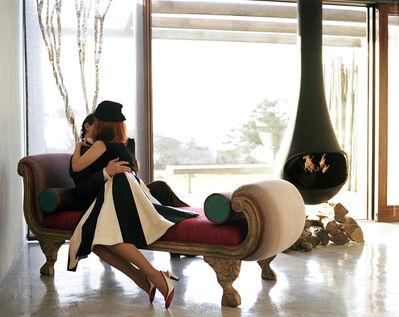 Marta Soul, 'Idilio en Diván (Romance on Divan Bed)', 2011
