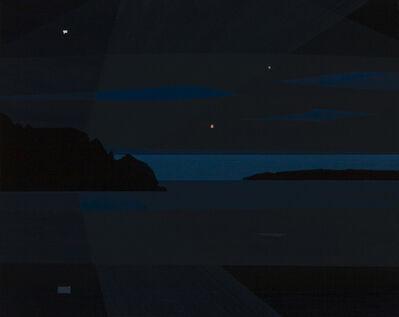 Greta Van Campen, 'Night on the Water', 2020