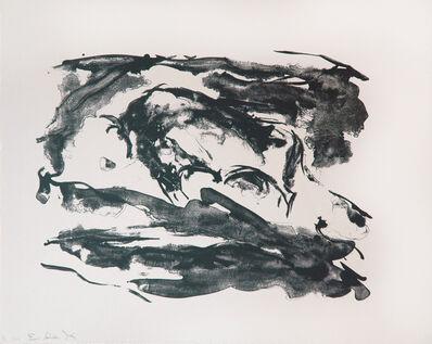 Elaine de Kooning, 'Cloud Wall (The Lascaux Series)', 1984