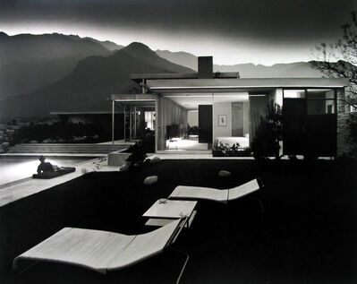 Julius Shulman, 'Kaufmann House, Richard Neutra, Palm Springs, California', 1947