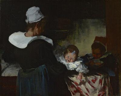 Martha Walter, 'The Brittany Family', 1908-1910