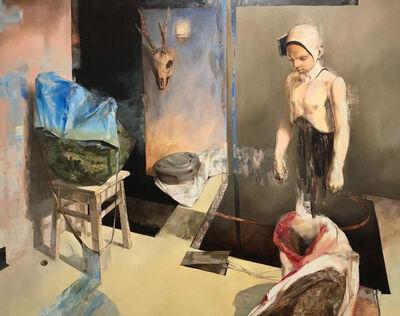 Mozes Incze, 'Partially', 2014