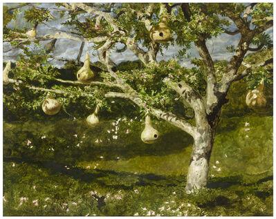 Jamie Wyeth, 'Gourd Tree', 1988
