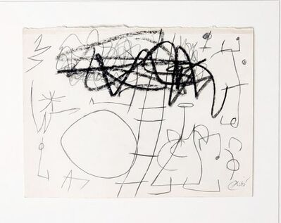 Joan Miró, 'Paysage Anime', 1970