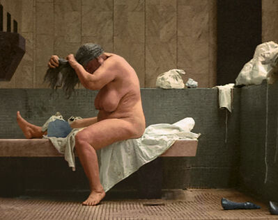 Katarzyna Kozyra, 'Women's Bathhouse IV', 1997/2015