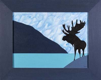 Charles Pachter, 'Bay Watch', 2018